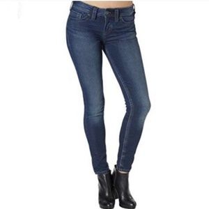 Silver Jeans Tuesday Mid super skinny Joga Jean 27